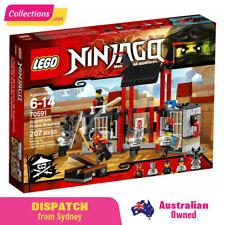 LEGO 70591 Kryptarium Prison Breakout Ninjago From Tates Toyworld