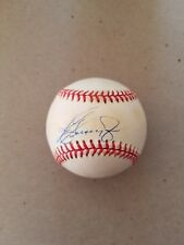 Ken Griffey Jr. Signed/Autographed Baseball with COA from Upper deck