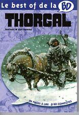 THORGAL (ROSINSKI/VAN HAMME) RARE ALBUM SPECIAL JOURNAL BELGE LE SOIR TBE/N