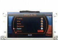AUDI Ein S4 A5 Mk1 (8T) 2008 Mmi Display Screen 8T0919603A