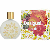 Desigual Fresh by Disigual EDT Spray 3.4 oz  *BRAND NEW* SEALED BOX