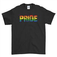 Love wins Tshirt LGBT Gay Pride Lesbian Heart Pride Rainbow Mens Womens T-Shirt