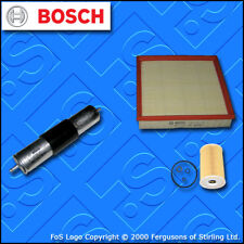 SERVICE KIT BMW 3 SERIES E36 316I COMPACT M43B19 OIL AIR FUEL FILTER (1998-2001)