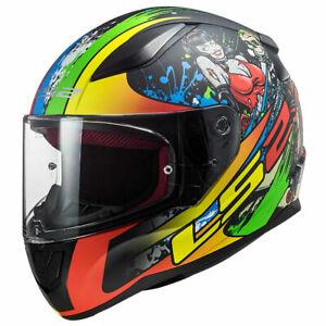 LS2 FF353 Rapid Feisty Motorcycle Helmet Motorbike Crash Lids Scooter Cheap