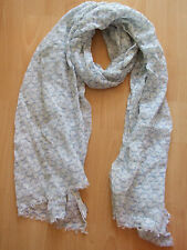 Gerts Oslo Cashmere schal 50% Wolle 50% Linen