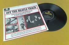 """GEORGE MARTIN """" OFF THE BEATLE TRACK """"SUPERB RARE FINAL 60'S Y/B STEREO NO SIUK"""