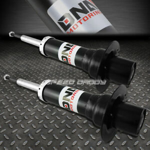 FOR 07-08 DODGE NITRO/LIBERTY FRONT OE SUSPENSION SHOCKS ABSORBER STRUTS BLACK