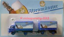 Minitruck Biertruck Brauereitruck - Altenmünster Brauerbier