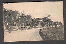 unmailed post card Officers Quarters Plattsburg NY Plattsburgh D F Gilbert