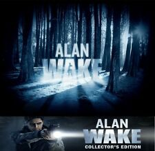 Alan Wake Collectors Edition PC [Steam KEY] keine Disc, Region Free