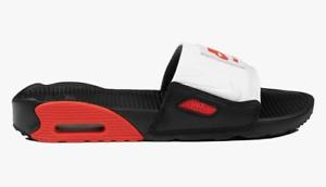 Nike Wmns Air Max 90 Slide (CT5241 003) Schlappen Damen Sandalen Schwarz NEU OVP