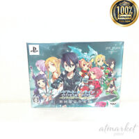 Sword Art · Online - Infinity · Moment - (First Press Limited Edition) PSP NEW