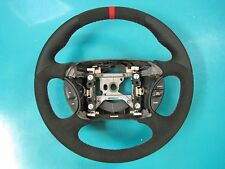 Mustang Cobra 10th Anniversary Custom Padded Steering Wheel - Alcantara/Leather