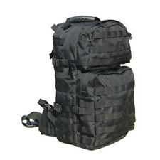 CONDOR MOLLE Tactical Nylon Medium Assault Back Pack Backpack 129 BLACK