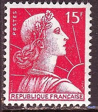 FRANCE TIMBRE NEUF N° 1011 **  MARIANNE DE MULLER