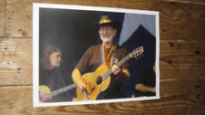 Willie Nelson Country Singing Legend Great New POSTER