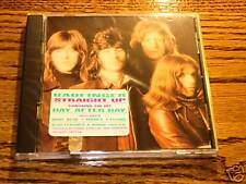 BADFINGER STRAIGHT UP CD      SEALED !