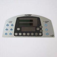 Cybex Arc Trainer 610A/620A/630A Upper Overlay Keypad
