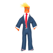 "THE PRESIDENT Donald Trump DAMMIT DOLL, Whack The Stuffing Out!  12"" Tall"