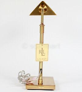 Lauren Ralph Lamp Modern Agatha O Banker Pharmacy Desk Table Gold