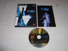 PLAYSTATION PS2 JAPAN IMPORT GAME SCANDAL COMPLETE W CASE & MANUAL SUGAR ROCKETS