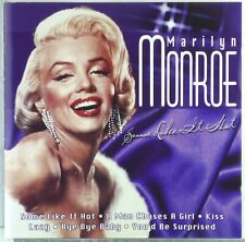 CD - Marilyn Monroe - Some like it hot - A5571