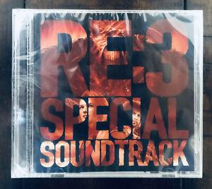 Capcom Biohazard Resident Evil 3 Collector's Edition RE:3 Special Soundtrack