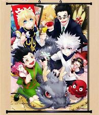 Hot Japan Anime Hunter X Hunter Cosplay Home Decor Wall Scroll Poster 40*60cm
