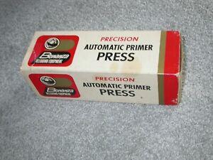 BONANAZA Precision Automatic Priming Press