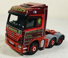 CORGI 1:76 OO SCALE MERCEDES BENZ ACTROS DIECAST TRUCK - PHILLIPS OF SEAHOUSES