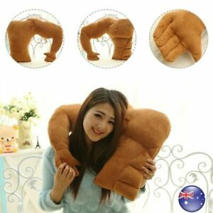Boyfriend Arm Pillow Plush Toys Soft Stuffed Muscle Arm Sleeping Hug Pillow Gift