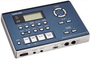 TASCAM CD trainer for vocals CD-VT 2 Japan NEW