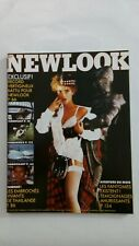 MAGAZINE NEWLOOK NEW LOOK FR EROTIQUE VINTAGE SEXY N° 29 FANTOME KILT  CURIOSA