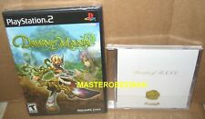 Dawn of Mana (Sony PlayStation 2, 2007) PS2 New Sealed + Original Soundtrack CD