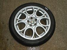 Alfa Romeo Brera / Spider 06-10 Alloy Wheel Rim 18 Inch Horseshoe 8Jx18H2-41  (2