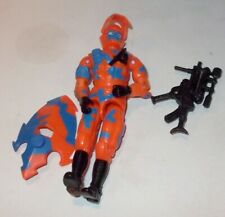 ✰✰ Vintage GI Joe ✰ Cobra Alley Viper 75% Complete 1989 Hasbro - SHARP Condition