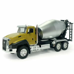 1:50 Cement Mixer Construction Toys Model Diecast Toy Truck Gift for Kids Boys