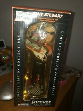 Forever Collectibles Limited Edition TONY STEWART BOBBLE HEAD New In Box