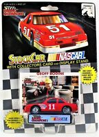 Racing Champions #11 Geoff Bodine 1:64 Scale Die Cast Stock Car 1991