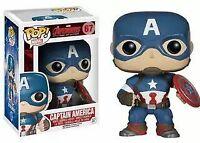 FUNKO POP Marvel Avengers Endgame Captain America  Action Figures toys