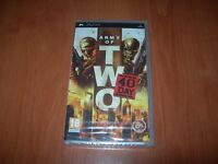 ARMY OF TWO: THE 40 DAY PSP (PAL ESPAÑA PRECINTADO)
