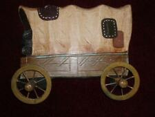 Home Decor Wooden Stage Coach with wheels wall mount Western Decoration