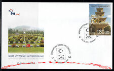 TURKEY 2011, 60TH ANIVERSARY OF KOREAN WAR FDC