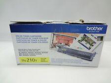 Brother TN-210Y Yellow Toner Printer Cartridge