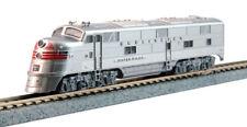 KATO 1765403 N Scale E5A E5 Locomotive CB&Q Silver Pilot #9911A 176-5403 - NEW