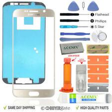 Recambios pantalla: lente de oro para teléfonos móviles Samsung