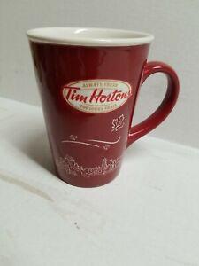 Tim Hortons 2010 Limited Edition No.10 Coffee Mug
