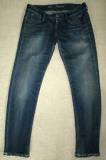 G-STAR dunkelblaue Jeans W32 L34 ROYCE SKINNY