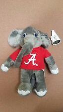 "Alabama Crimson Tide Big Al 8"" Plush Mascot"