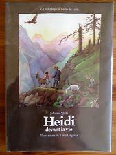 Heidi devant la vie, illustré par Tomi Ungerer, 1979